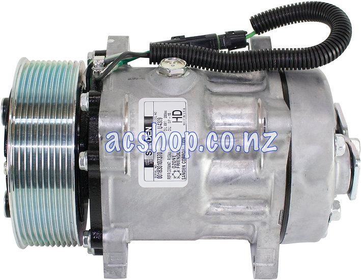 C744309 SANDEN FLX7 10PK 24V EAR PAD 125MM