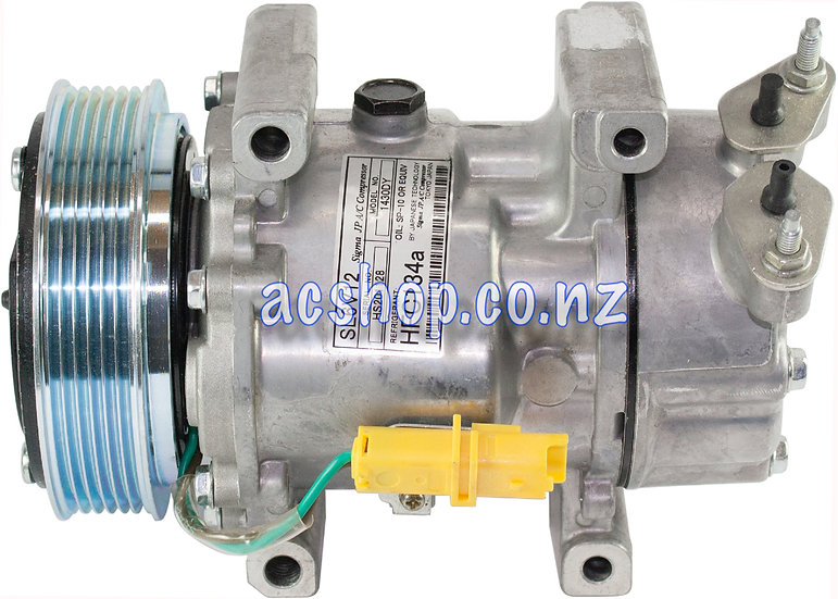 C53002AM PEUGEOT 206 SD6V12 01-