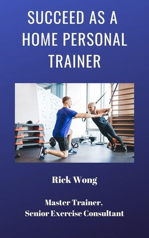 Image of Home Personal Trainer Ebook Cover