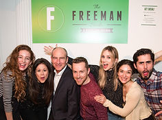 The Freeman Studio annual holiday party