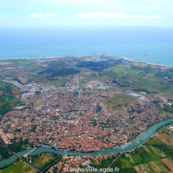 Commune d'Agde - 2010