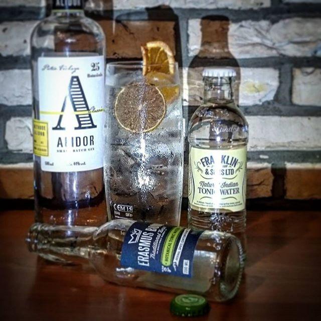 Alidor gin