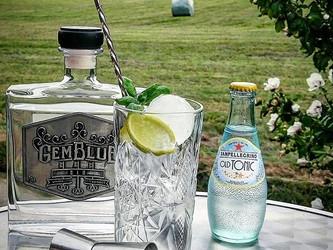 GemBlue Gin.