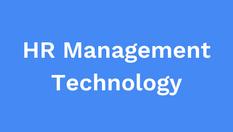HR Management Technology
