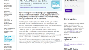 How to Apply for the PMI-ACP® Certification