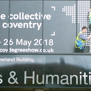 Degree Show Coverage 2018