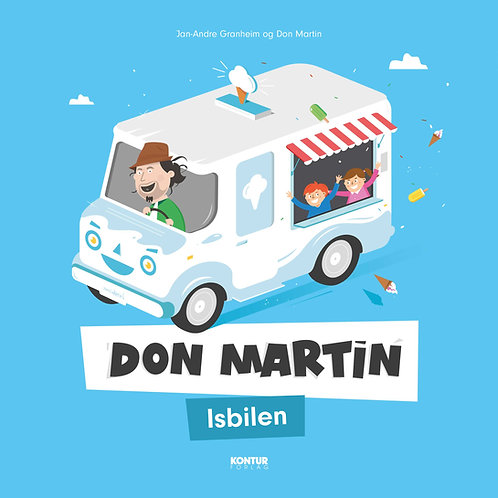 Don Martin - Isbilen