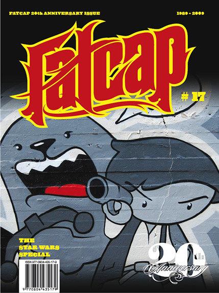 FatCap #17 - 20th Anniversary Issue