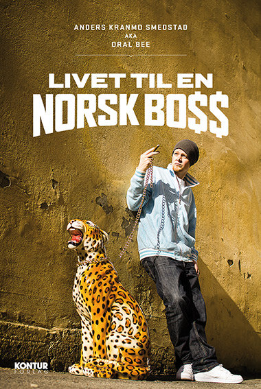 LIVET TIL EN NORSK BOSS - paperback