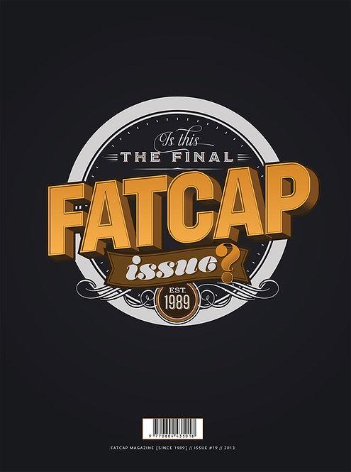 FatCap Magazine #19