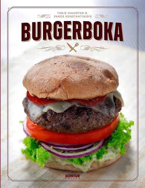 Burgerboka - Softcover