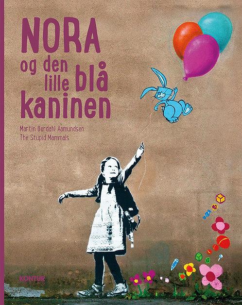 Nora og den lille blå kaninen
