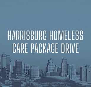 HARRISBURG HOMELESS CARE PACKAGE DRIVE.p