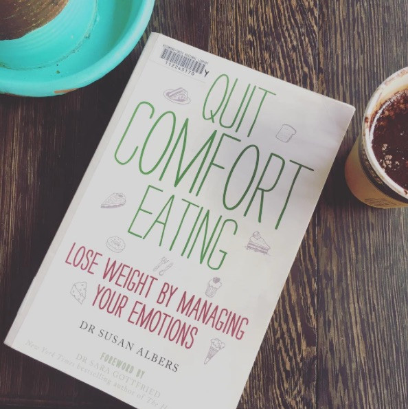 THOUGHTS : Food + Comfort