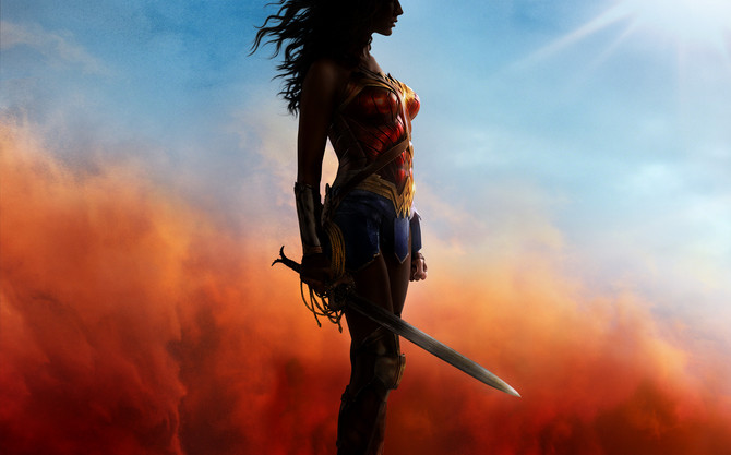 THOUGHTS ON : Be a Wonder Woman