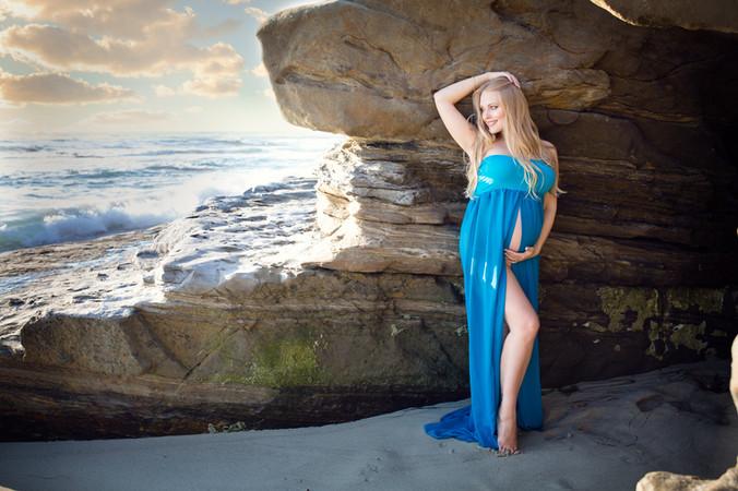 beach Maternity    Kinda Arzon Photography San Diego