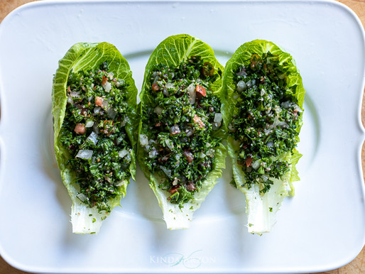 The Best Tabouleh Recipe