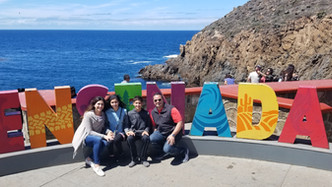 Road trip to Ensenada & Glamping in Valle de Guadalupe