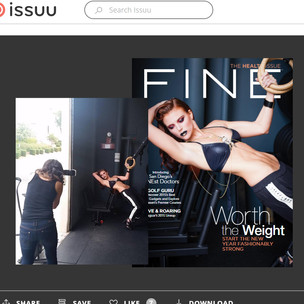 Fine_Magazine Cover Shot Kinda Arzon Photography