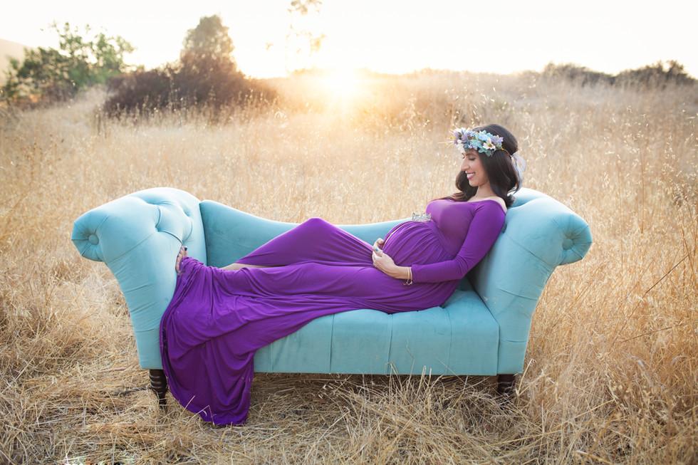 Outoor Maternity    Kinda Arzon Photography San Diego