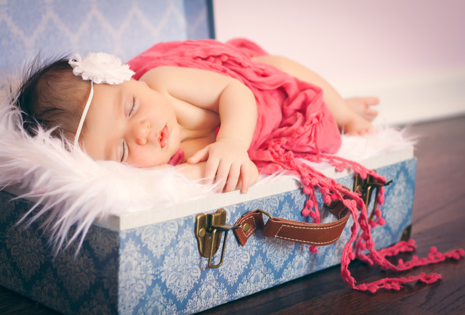 Newborn Photography |  Kinda Arzon Photography San Diego