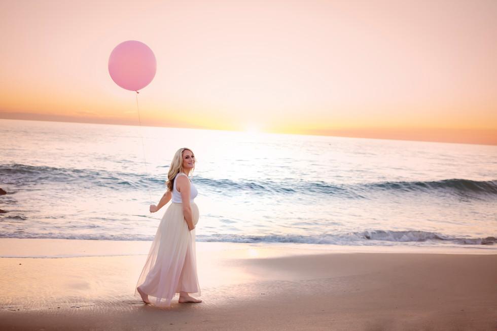 beach Maternity  | Kinda Arzon Photography San Diego