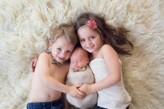 San Diego Newborn Photographer | Wylie