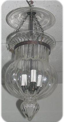 Long Neck Bell Jar