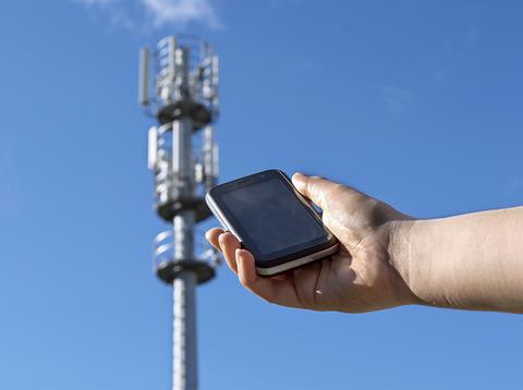 Phone Tower Photo