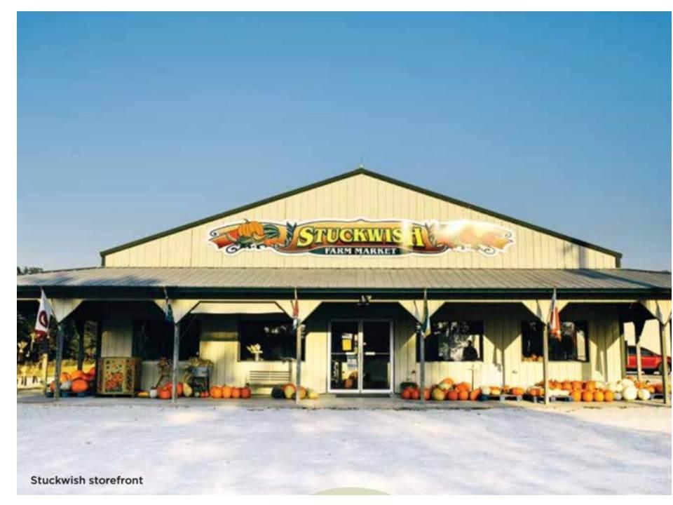 Farm Indiana Storefront