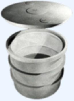 Vasca di filtraggio