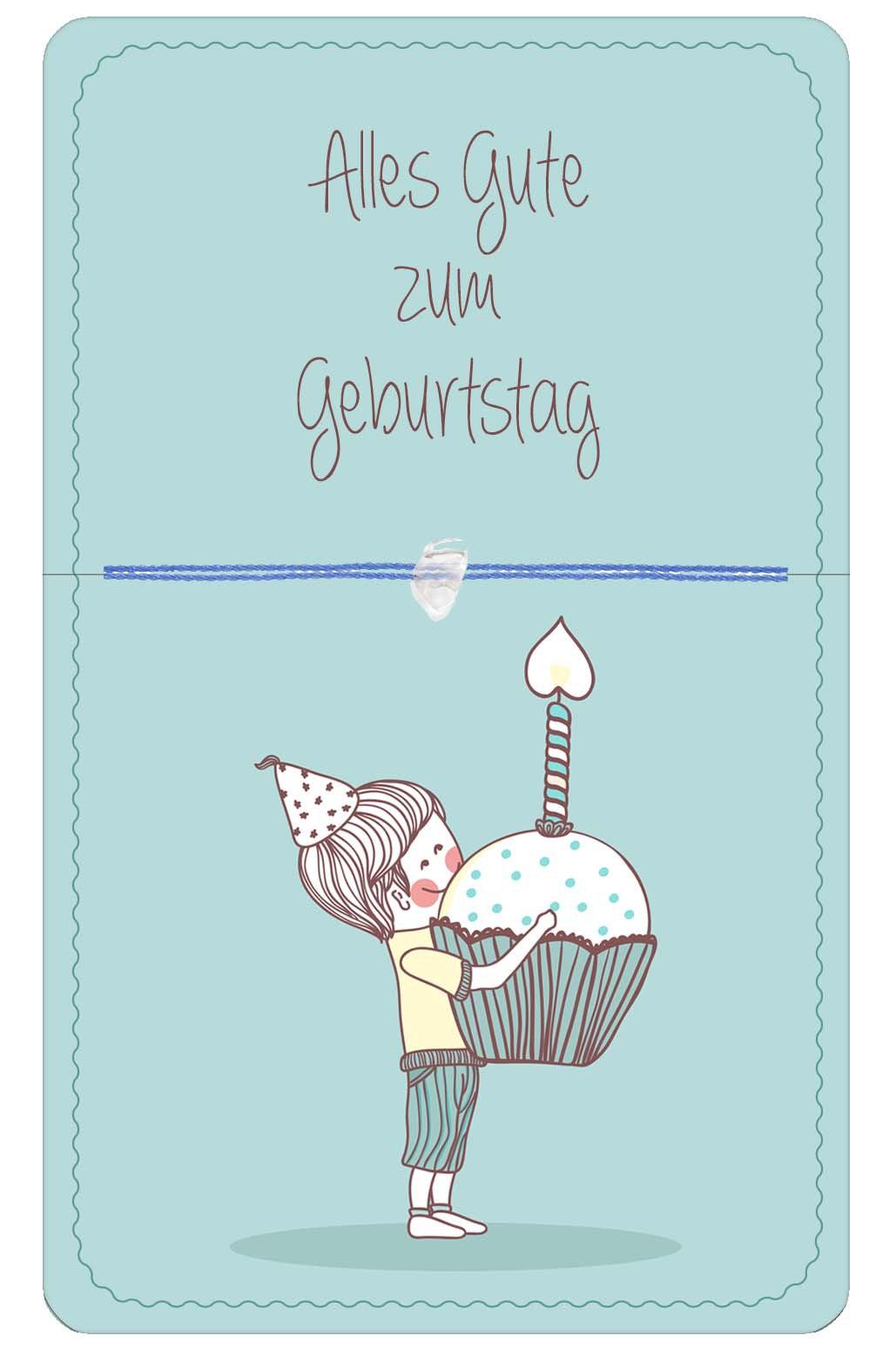 Geburtstags Wunsch