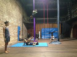 Circus Incubator Brésil 2015