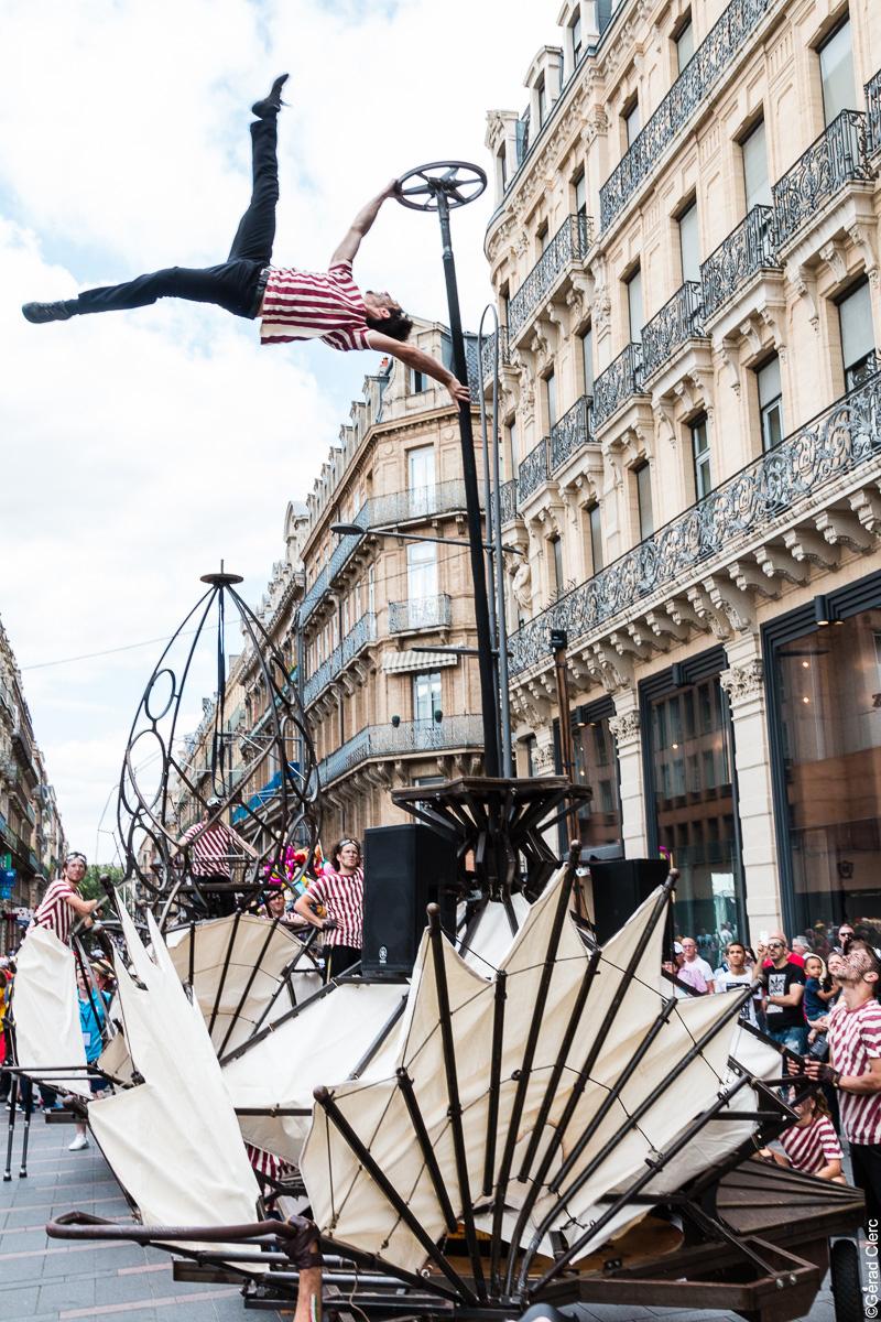 Parade Cohorte - 2016