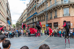 Parade Cabaret Croisé - 2016