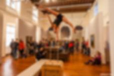 Cirque au Musée Ingres