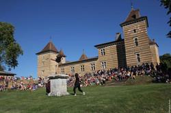 Promenons-nous  Château de Laréole