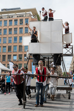 Parade Living-in-a-box - 2016