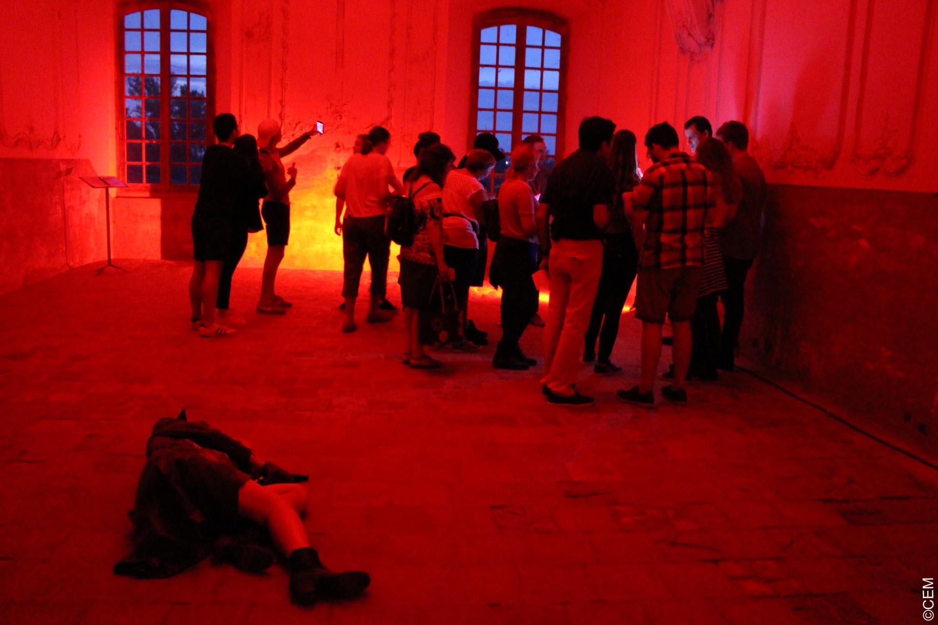 Murder Party Abbaye de Belleperche
