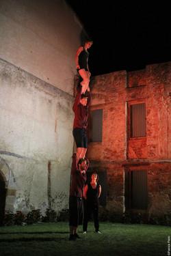 Murmures de cirque