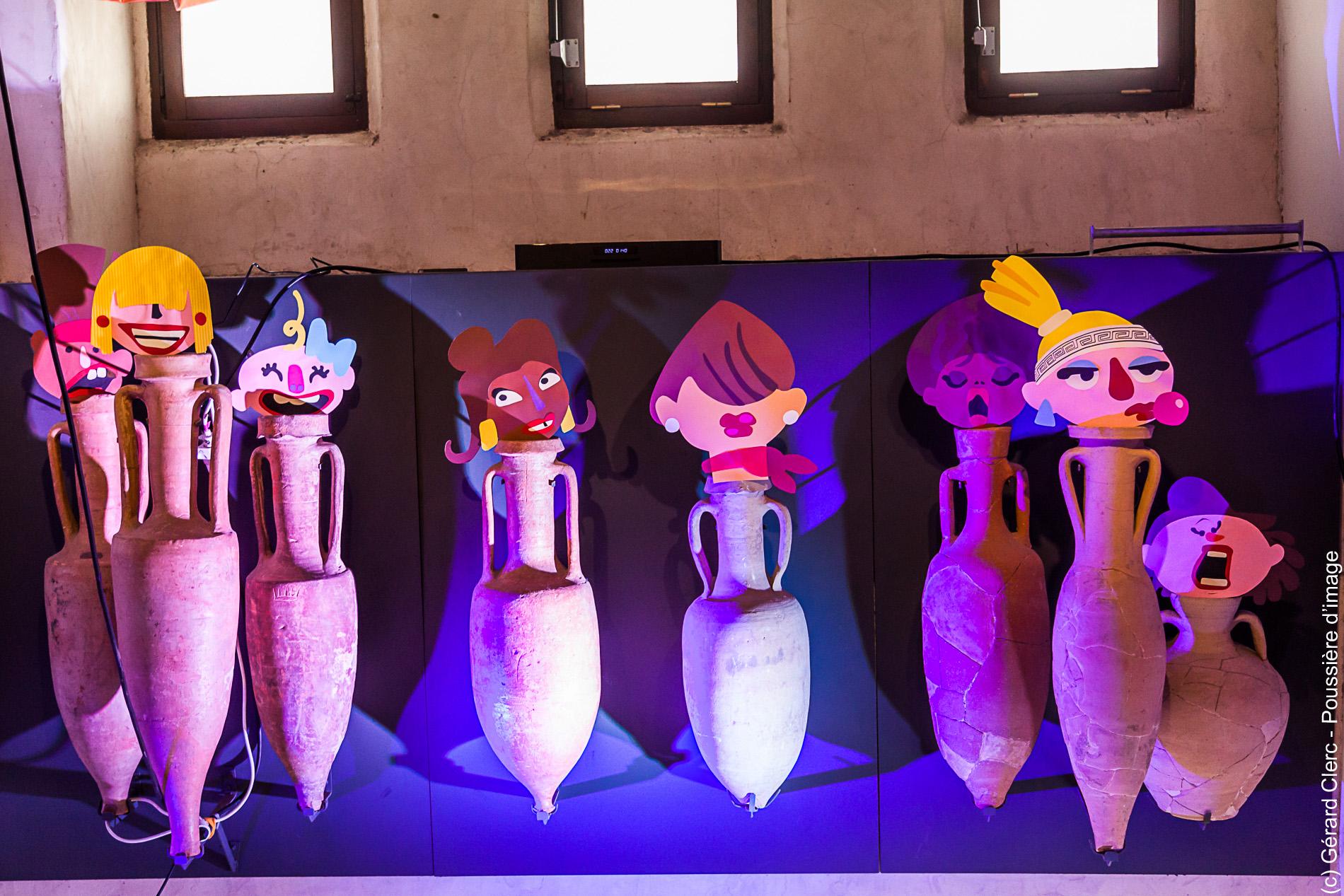 Musée st raymond 2015
