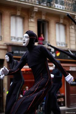 Parade Himantopus - 2016