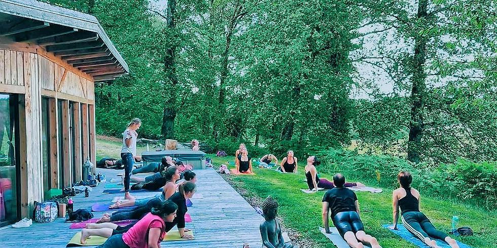 Retraite Weekend Yoga ⚠️ COMPLET ⚠️