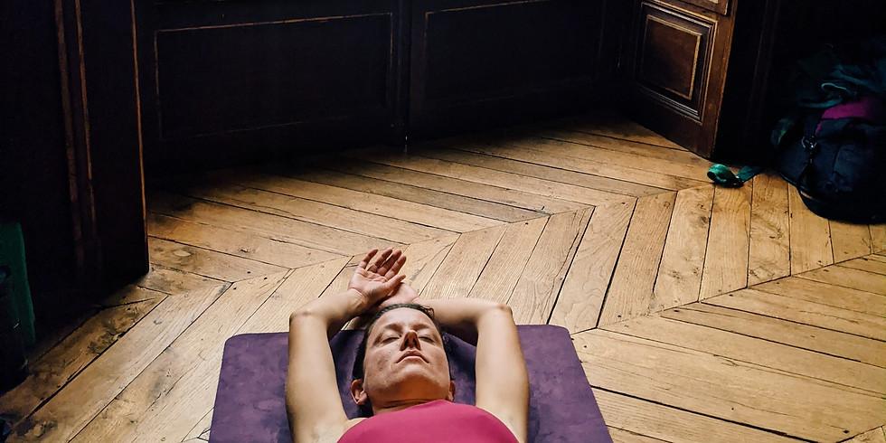 Journée Yoga au Chateau de Ligoure 29/08/21