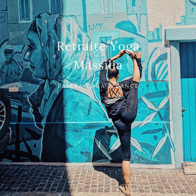 Retraite Yoga Massilia du 6 au 9 juillet