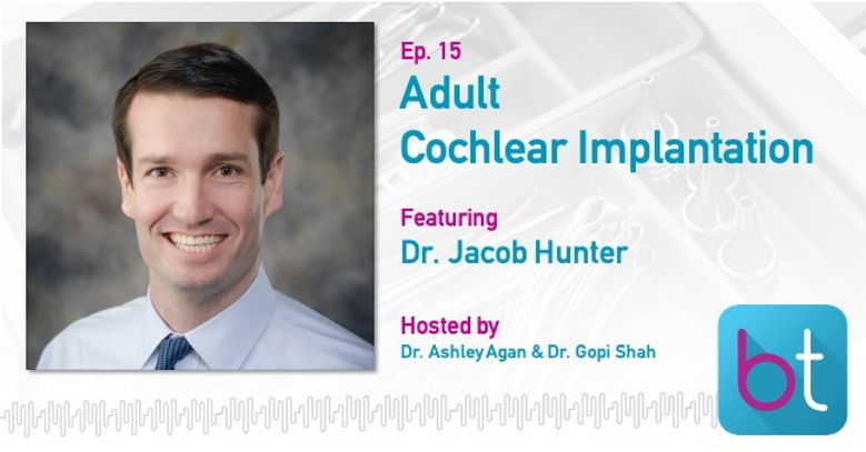 Transcript: Adult Cochlear Implantation