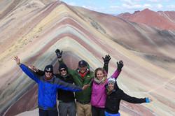 rainbow mountain inkapowerperu