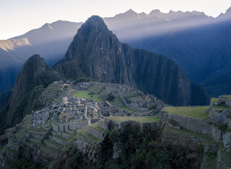 Machu Picchu tickets 2019 and new entrance times