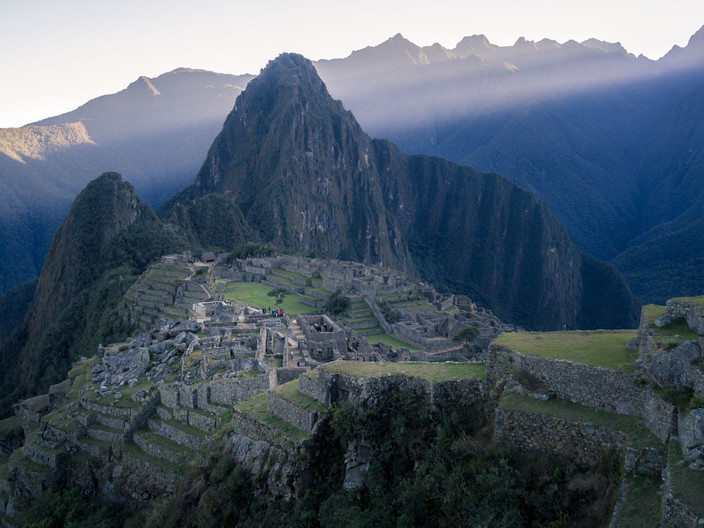 MACHUPICCHU REOPENS FOR A SINGLE TOURIST WHO'S BEEN STRANDED IN PERU FOR SEVEN MONTHS