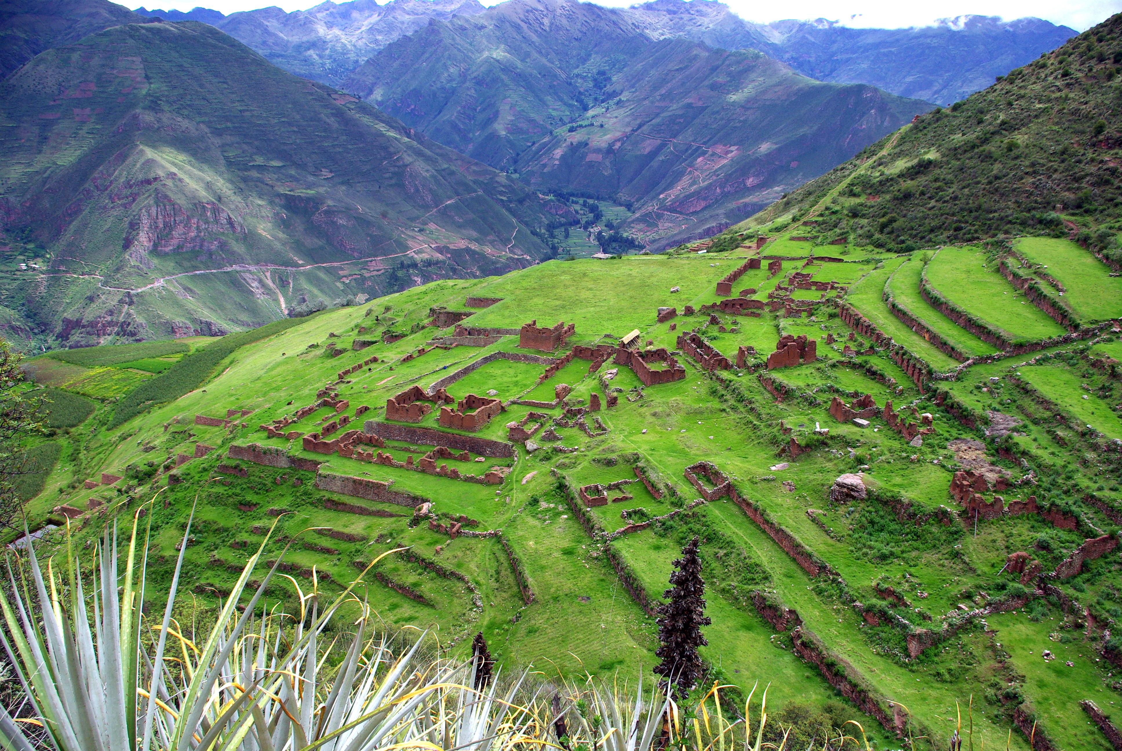 Huchuy Qosqo Cusco Stevage